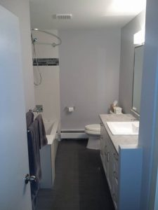 Restoration Completed ForBathroom