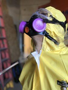 hazmat-suit-mold-removal